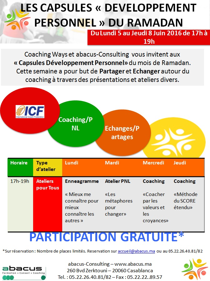 Abacus consulting cabinet de formation professionnelle - Cabinet de formation professionnelle ...